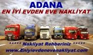 Adana Evden Eve Nakliyat