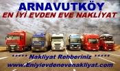 Arnavutköy Evden Eve Nakliyat