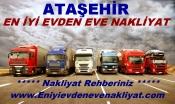 Ataşehir Evden Eve Nakliyat