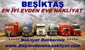 Beşiktaş Evden Eve Nakliyat
