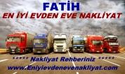 Fatih Evden Eve Nakliyat