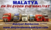 Malatya Evden Eve Nakliyat