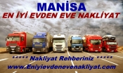 Manisa Evden Eve Nakliyat